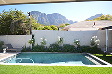 Refurbish Pool & View