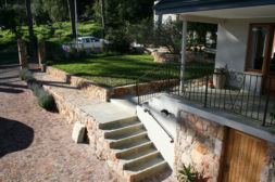 Outdoor exterior renovations