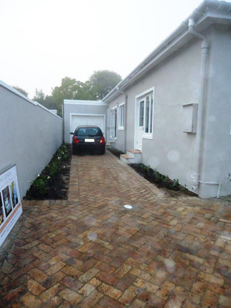 Driveway After Renovation