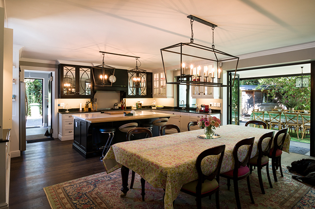 Dining Room Kitchen