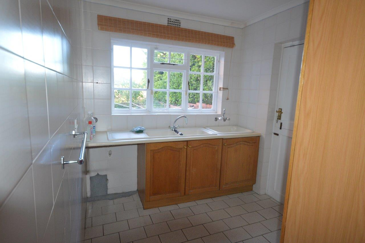 Scullery - before renovation