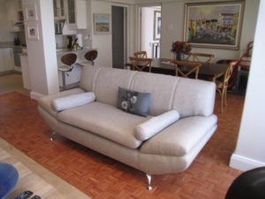 Living Area After Renovation
