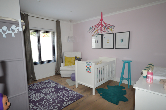 Childrens Bedroom After Renovation