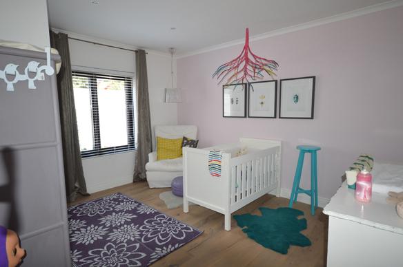Childrens Bedroom After Renovation