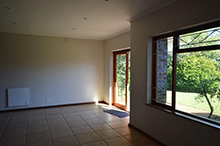 Family Room Before Renovation