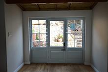 Front Entrance After Renovation