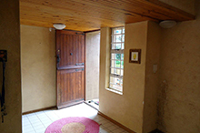 Inside Entrance Before