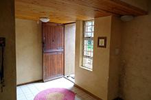 Inside Entrance Before