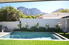 Refurbish Pool & View