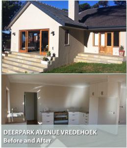 Vredehoek House Renovations