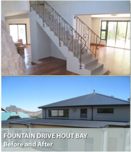 Hout Bay House Renovations