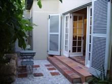 Small patio renovations