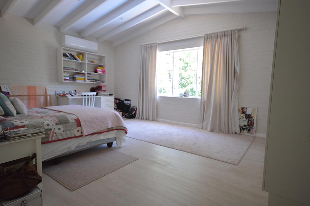 Children's bedroom before
