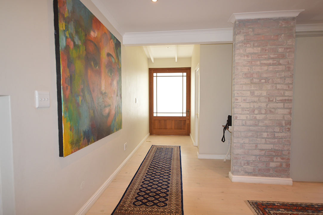 Entrance hall before