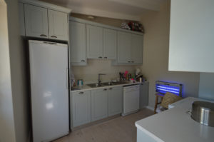 Scullery and Laundry