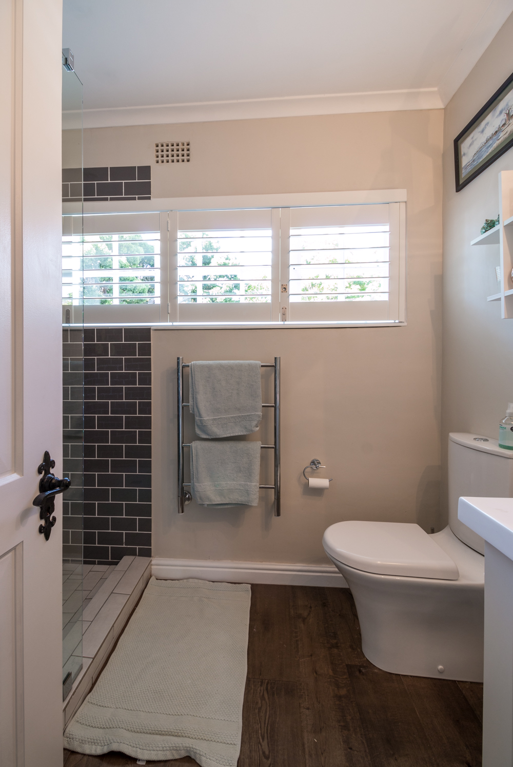 Family bathroom after renovation