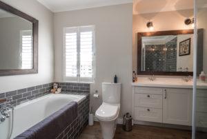 Main En Suite Bathroom after renovation